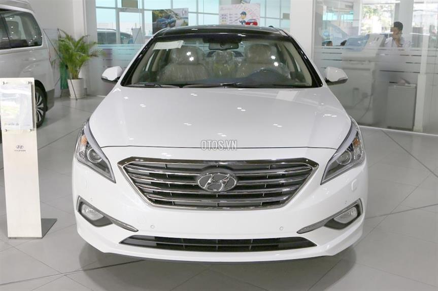 2017 Hyundai Sonata 2.0 AT