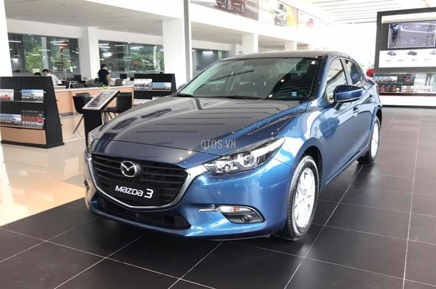 2017 Mazda 3 1.5 AT Sedan( Facelift )