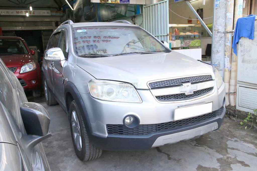 2008 Chevrolet Captiva LT 2.4