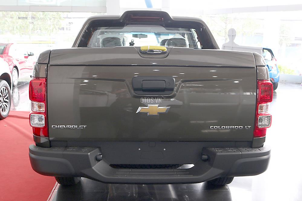2017 Chevrolet Colorado LT 2.5 MT 2WD