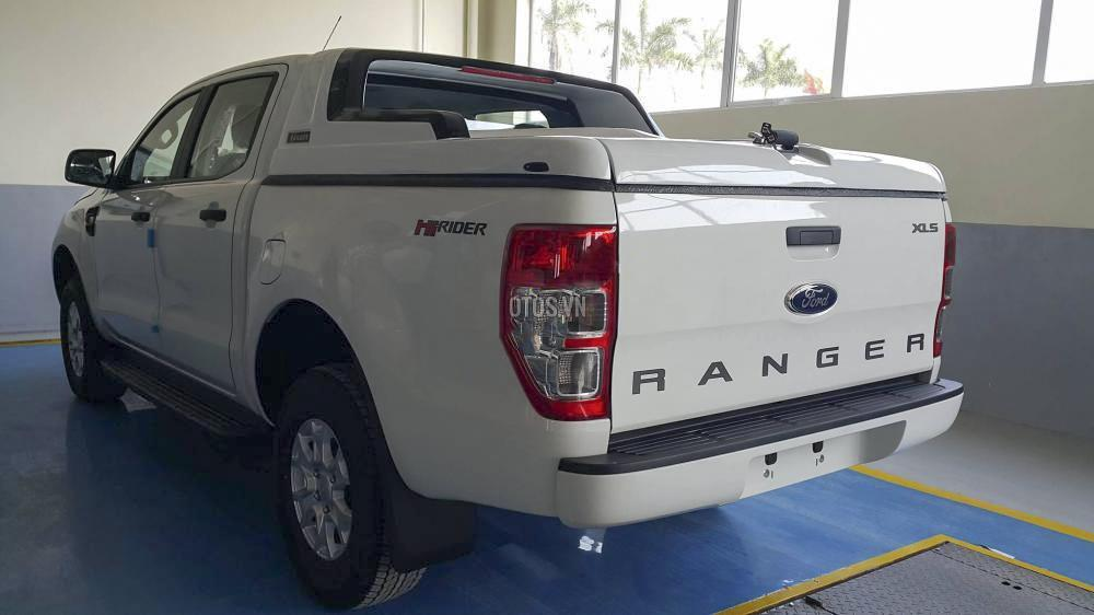 2017 Ford Ranger XLS 2.2 4x2 MT