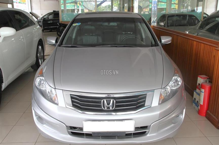 2008 Honda Accord V6 3.5L