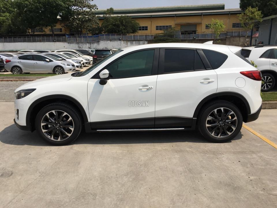 2017 Mazda CX-5 2.5 AT 2WD