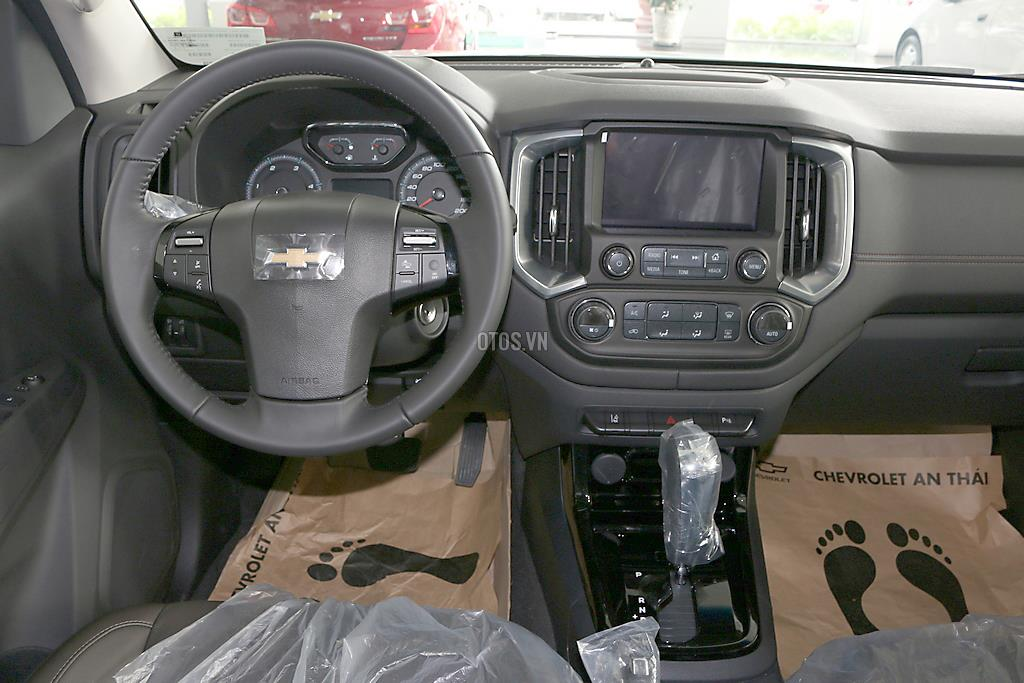 2017 Chevrolet Colorado High Country 2.8 AT 4WD