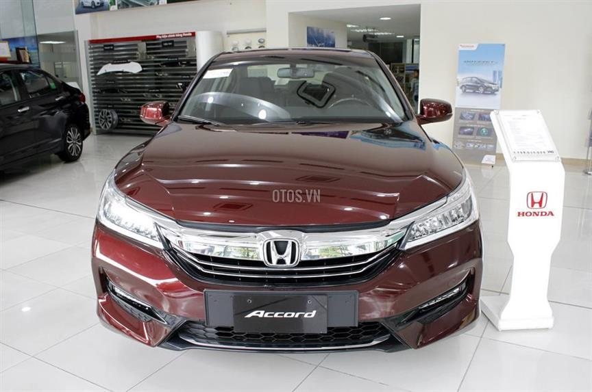 2017 Honda Accord 2.4 AT