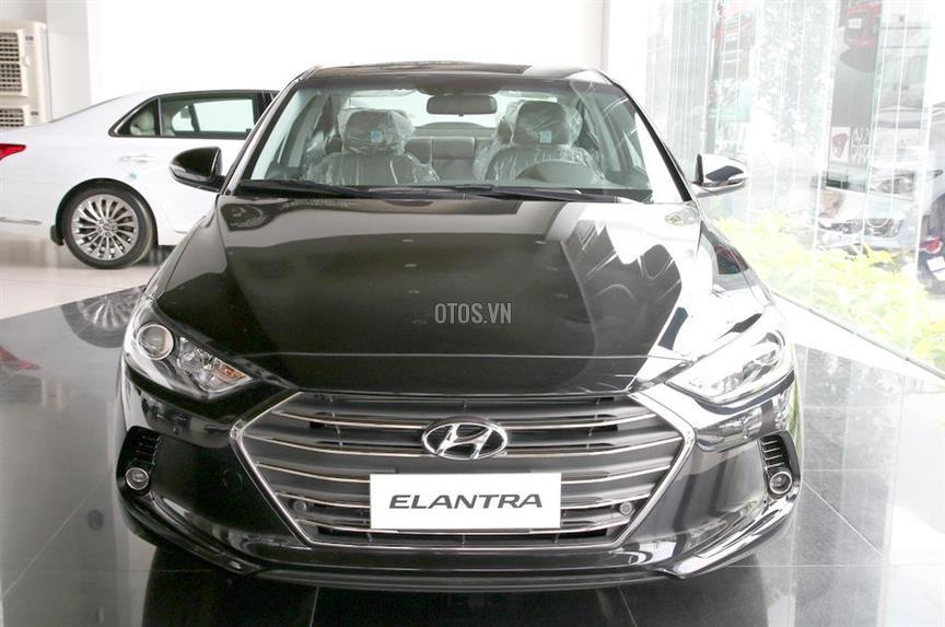 2017 Hyundai Elantra 1.6 AT