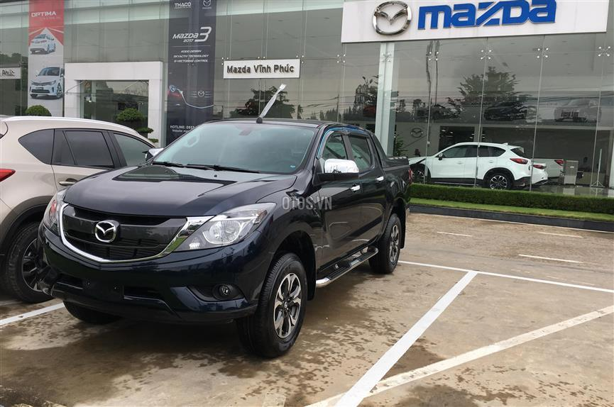 2017 Mazda BT-50 2.2 AT 2WD