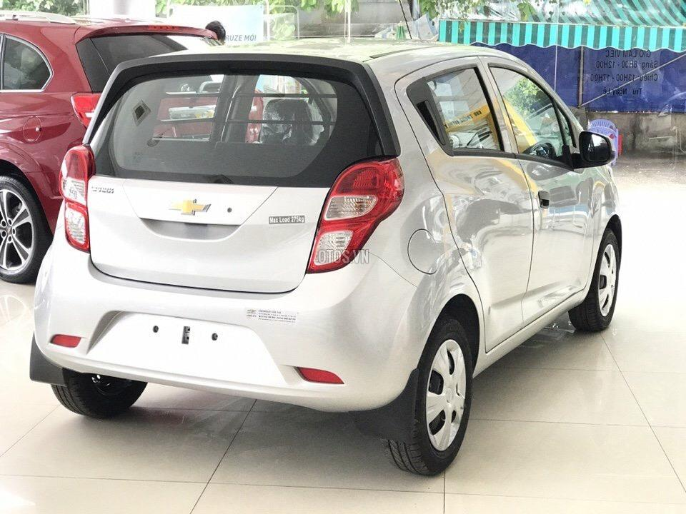 2017 Chevrolet Spark Duo 1.2 MT