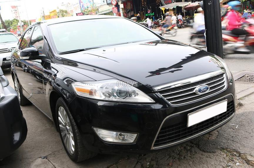 2010 Ford Mondeo 2.5 AT