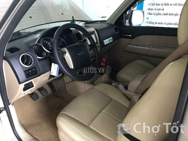 2012 Ford Everest MT