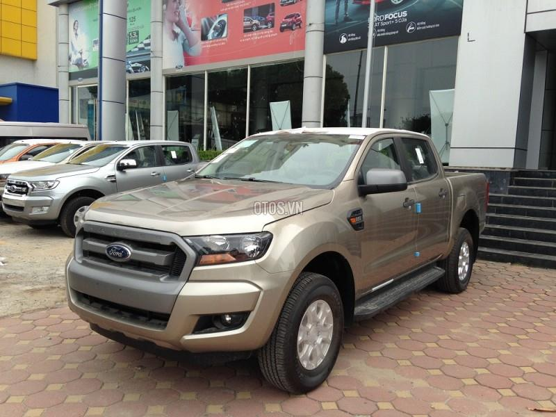 2017 Ford Ranger XLS 2.2 4x2 AT