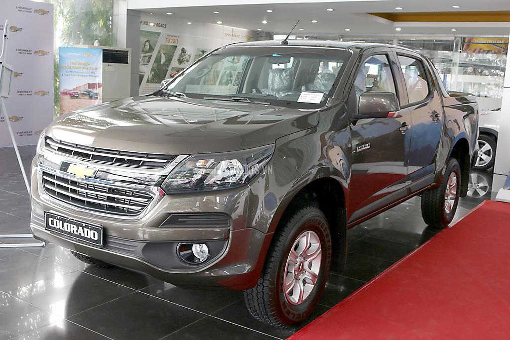2018 Chevrolet Colorado LT 2.5 MT 2WD