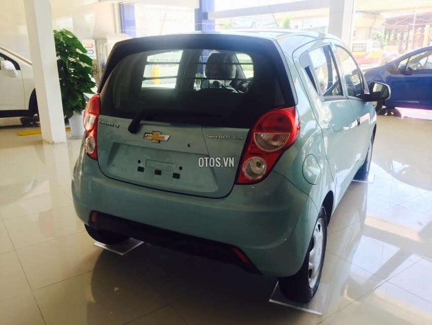 2018 Chevrolet Spark Duo 1.2 MT