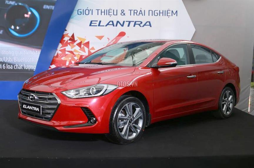 2018 Hyundai Elantra 2.0 AT
