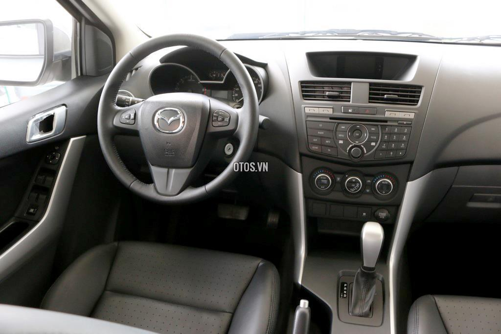 2018 Mazda BT-50 2.2 AT 2WD