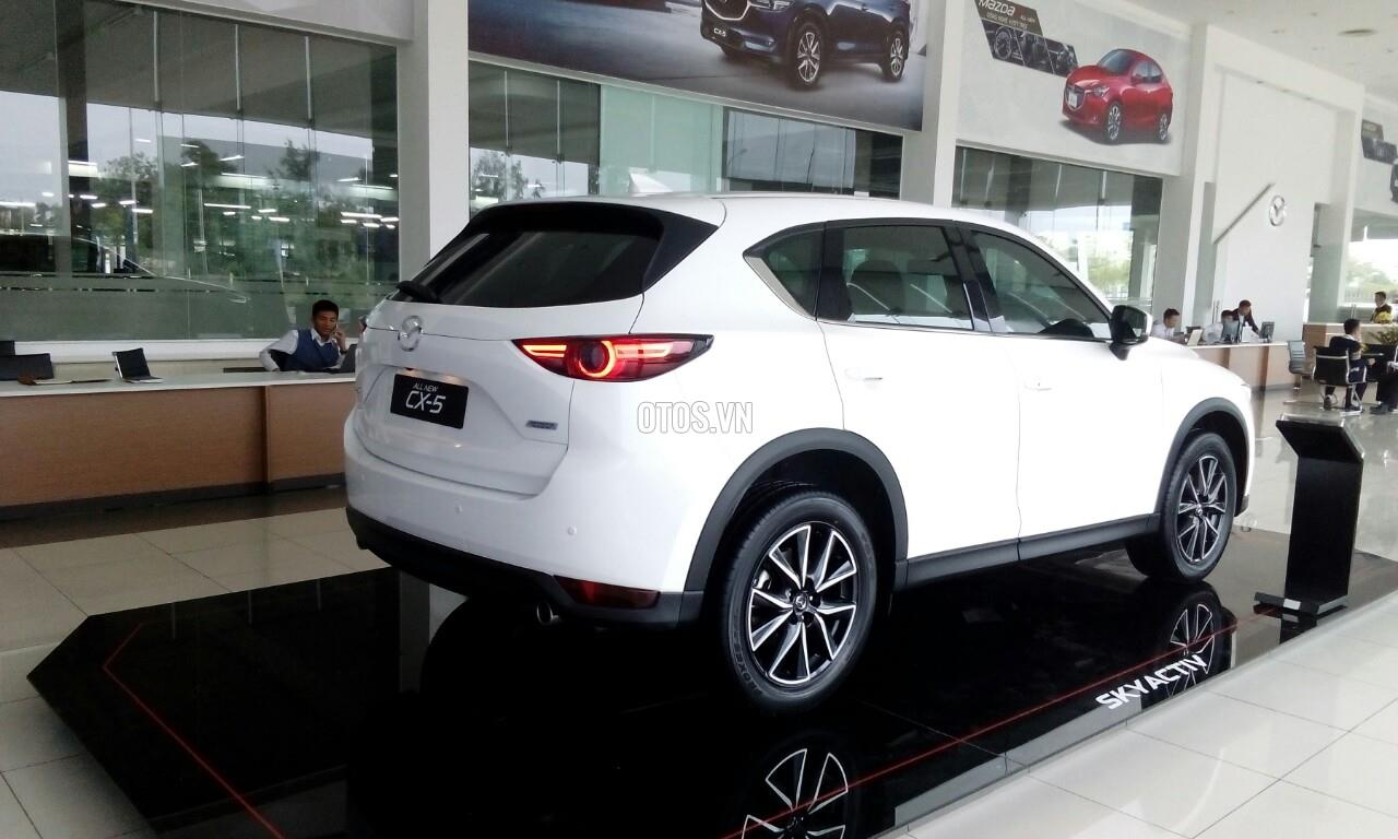 2018 Mazda CX-5 NEW 2.0 2WD
