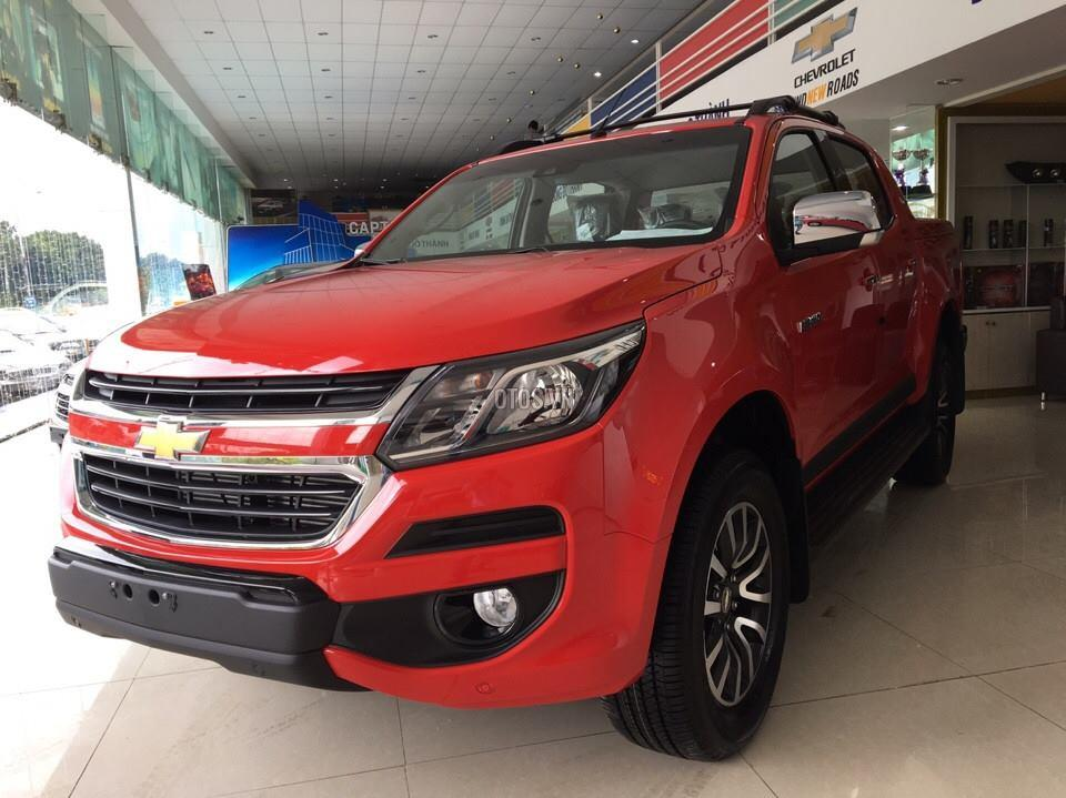 2018 Chevrolet Colorado High Country 2.8 AT 4WD