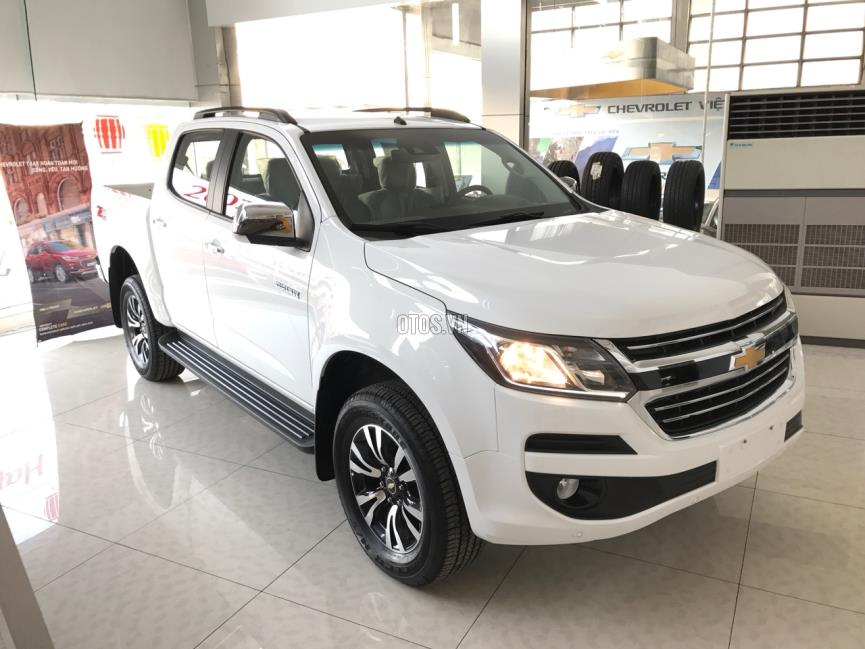 2018 Chevrolet Colorado High Country 2.8 AT 4x4