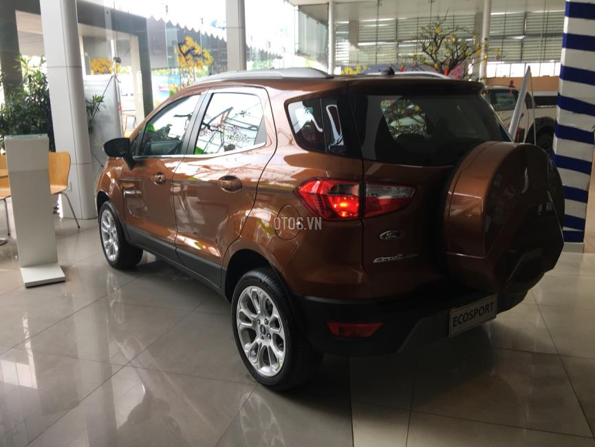 2018 Ford Ecosport Titanium 1.0 AT