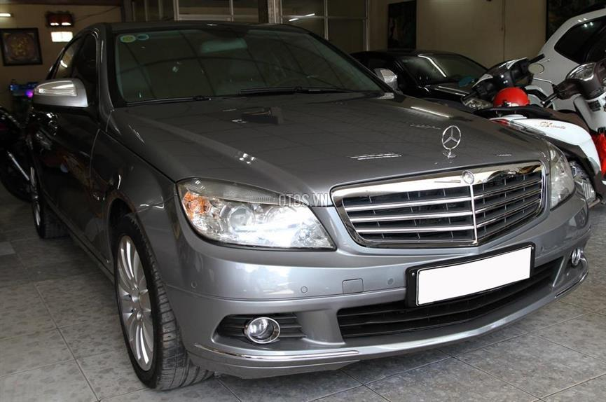 2008 Mercedes-Benz C-Class C300 Luxury