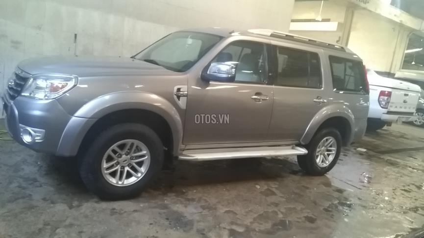 2010 Ford Everest MT