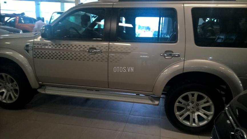 2015 Ford Everest MT