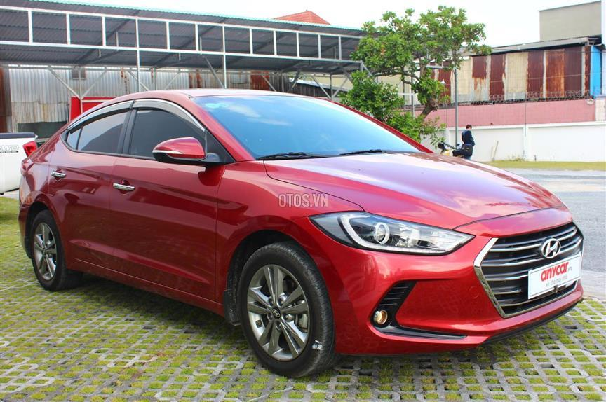 2016 Hyundai Elantra 1.6 AT