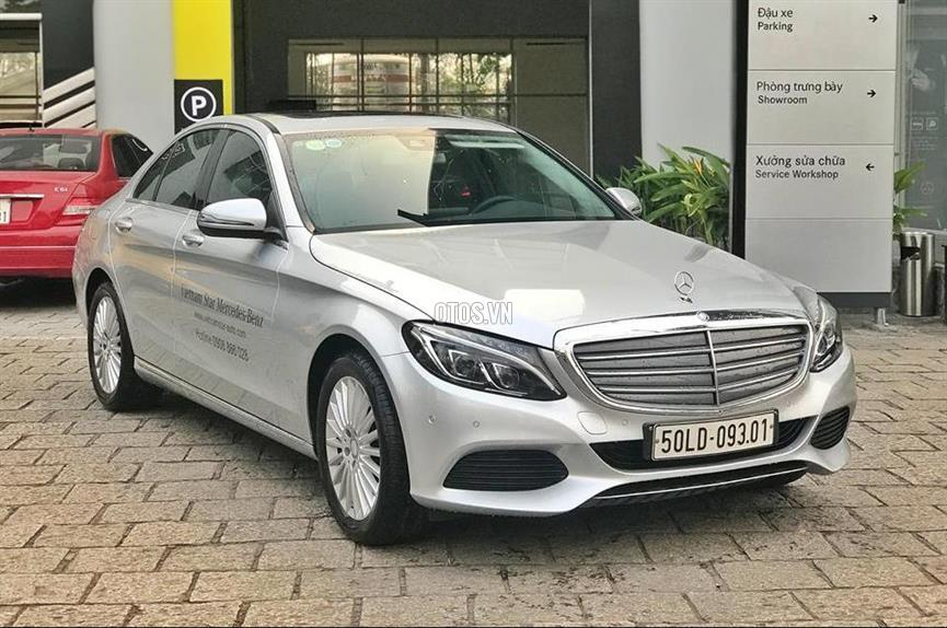 2017 Mercedes-Benz C-Class 250 Exclusive