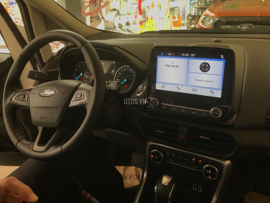 2018 Ford Ecosport Titanium 1.5 AT