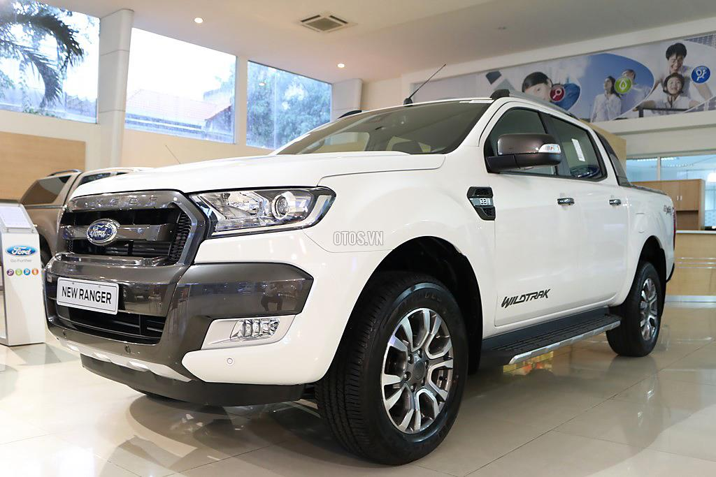 2018 Ford Ranger WILDTRAK 3.2 4X4 AT
