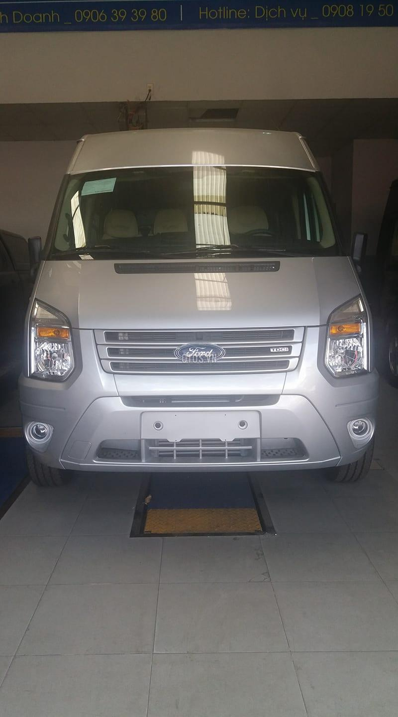 2018 Ford Transit LIMITED 2.4 - 16 CHỖ