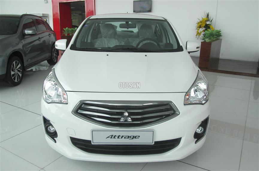 2018 Mitsubishi Attrage 1.2 MT Eco