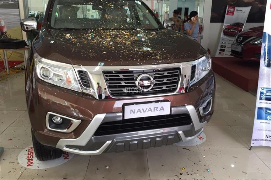 2018 Nissan Navara NP300 2.5 AT VL