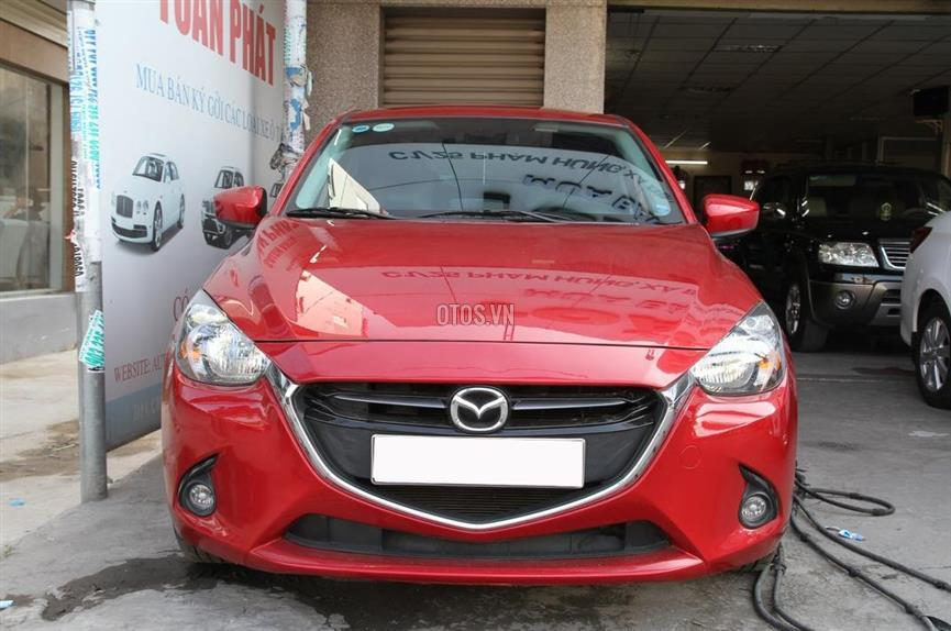 2016 Mazda 2 1.5 AT Skyactiv Sedan