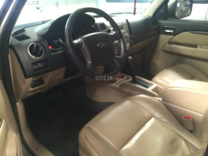 2012 Ford Everest 4x2 AT Limited