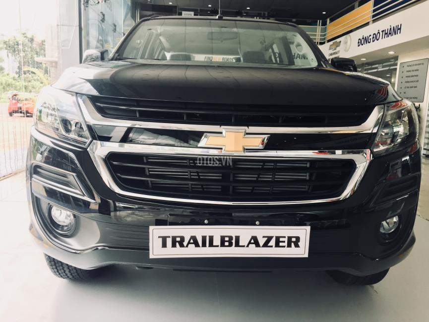 2018 Chevrolet Trailblazer 2.5 MT