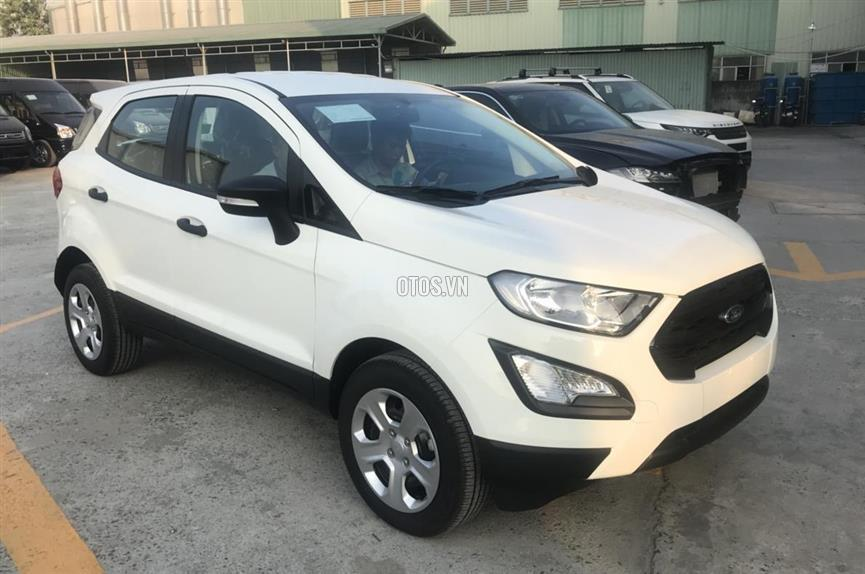 2018 Ford Ecosport Ambiente 1.5 AT