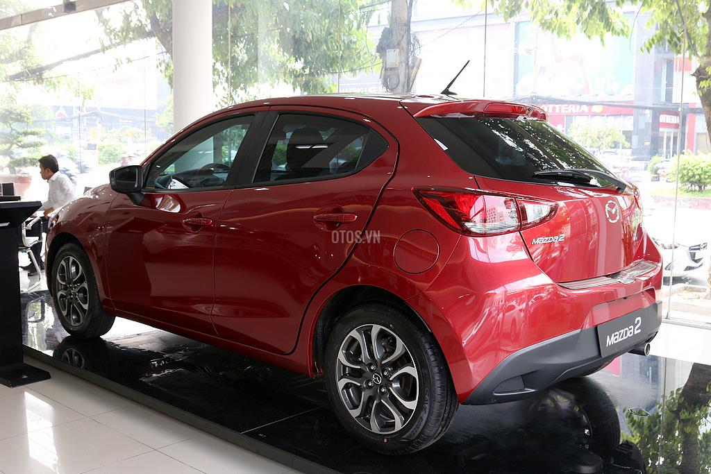 2018 Mazda 2 1.5 AT Skyactiv Hatchback
