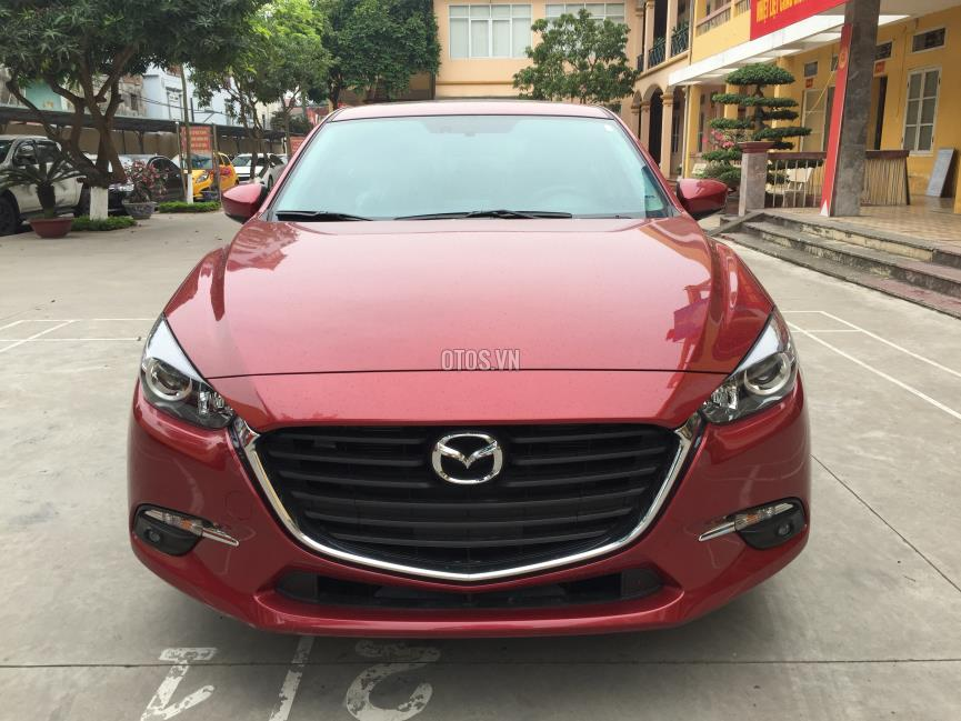 2018 Mazda 3 1.5 AT Hatchback