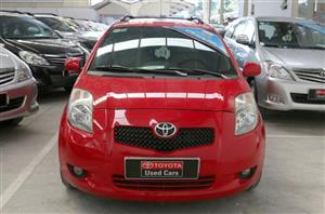 2008 Toyota Yaris 1.3AT