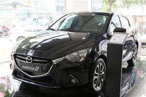 2017 Mazda 2 1.5 AT Skyactiv Sedan