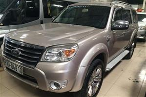 2010 Ford Everest Limited 4x2