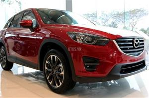 2017 Mazda CX-5 2.5 AT AWD