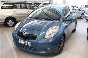 2007 Toyota Yaris 1.3AT
