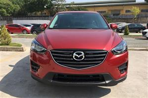 2017 Mazda CX-5 2.0 AT 2WD