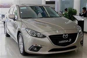 2017 Mazda 3 1.5 AT Hatchback