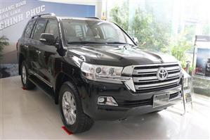 2017 Toyota Land Cruiser VX