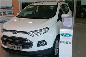 2017 Ford Ecosport Trend 1.5 MT