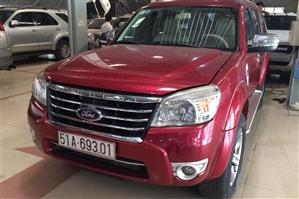 2011 Ford Everest 2.5