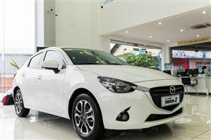 2018 Mazda 2 1.5 AT Skyactiv Sedan